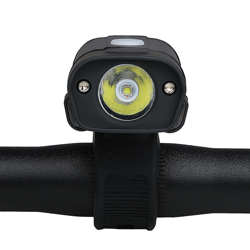 5 Modes Bicycle Front Light 350 Lumens Best Rechargeable Bike Lights