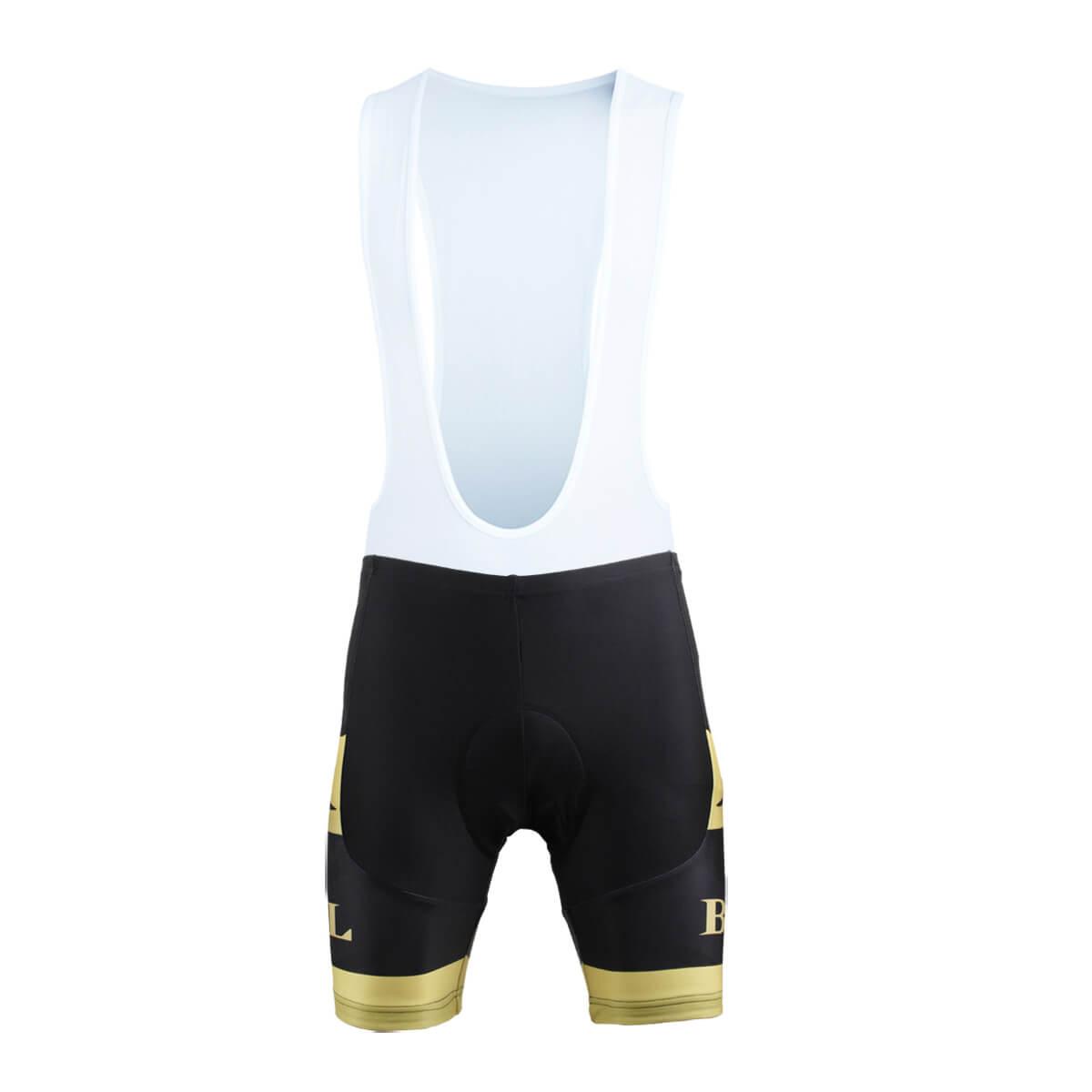 Cool Bull Design Padded Bib Cycling Shorts For Men S Chogory