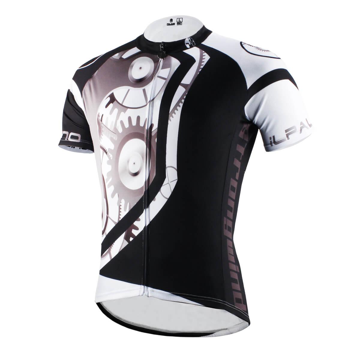Unique Mechanical Gears Bike Jersey For Men S Chogory