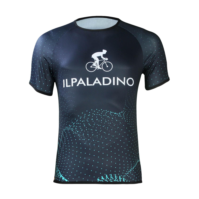 Black Bicycle Tshirt Discount Cycling Jerseys Mens