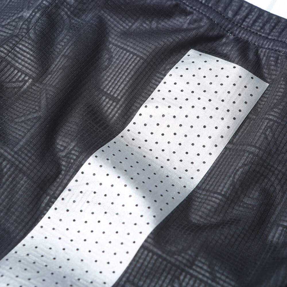 Cool Cycling Jerseys Mens Black Sleeveless Bicycle Jerseys