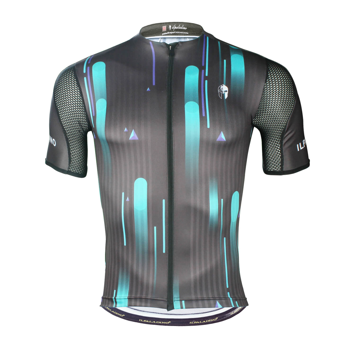 Cool Road Bike Jersey YYK Zipper Bike Jerseys Mens