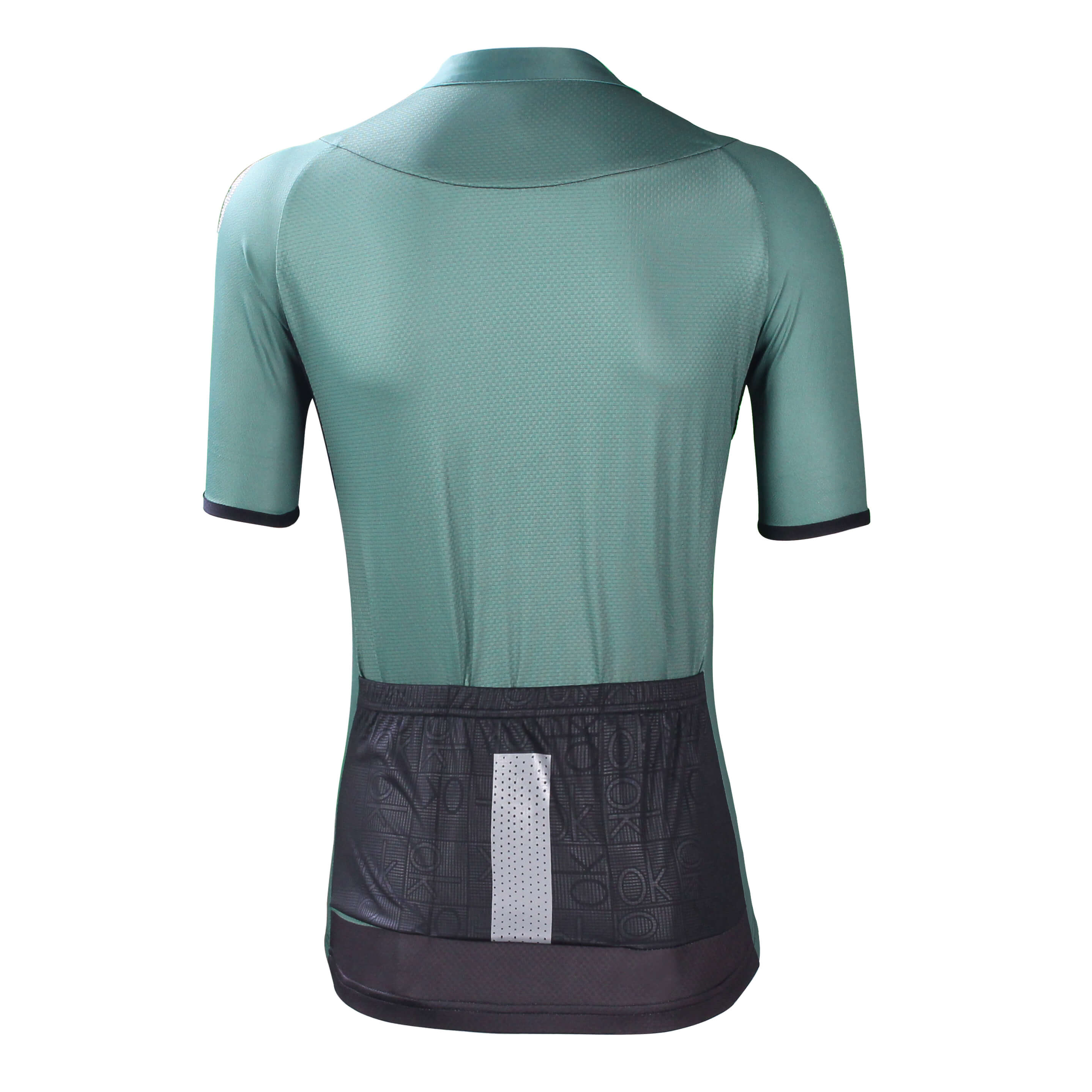 Green Breathable Womens Cycling Jersey Sale