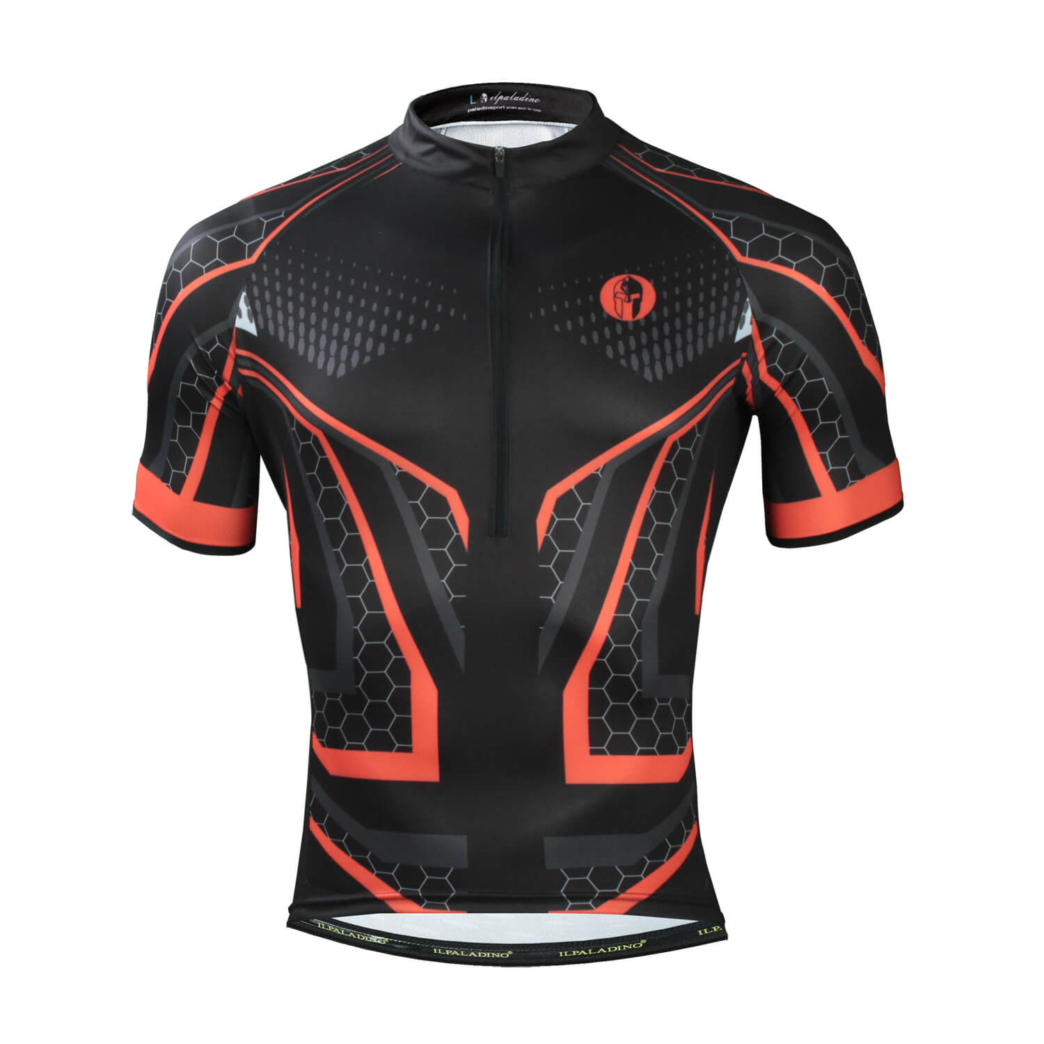 Quality Cycling Clothes Mens Best Cycling Jerseys with LED Signal Lights