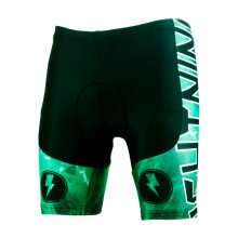 Green Lighting Design Mens Cycling Shorts