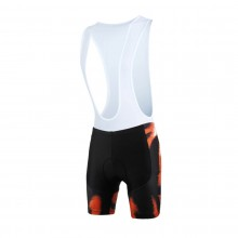Short Sleeve 3D Tiger Bib Cycling Shorts For Men's