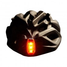 Bicycle Helmet Lights Portable Outdoor Cycling Backpack Running Warning Lights