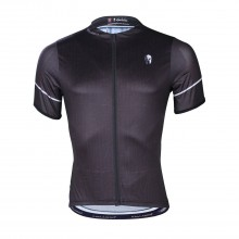 Black Mens Bicycle Jerseys Unique Cycling Jerseys