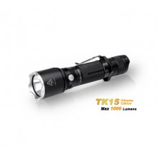 Fenix TK15UE Flashlight 1000 Lumens Tactical Light