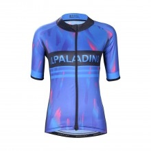 Quality Blue Bike Jersy Womens Cycling Jerseys