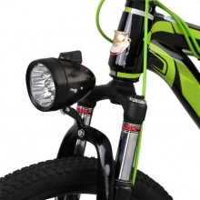 Retro Vintage Cree LED Bisiklet Cycling Bike Light