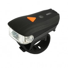 USB Rechargeable Bike Light Front Handlebar Cycling Flashlight