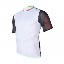 White+ Black Mens Bike Shirts Mountain Bike Jersey