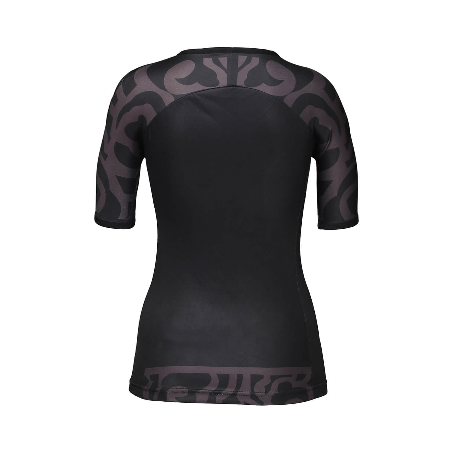 The Trail Black bike T-shirt Womens Cycling Jersey Sale